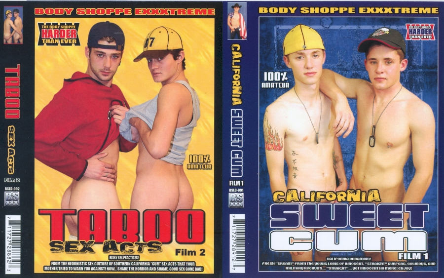The body shoppe taboo sex acts
