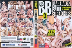 Bareback Butt Stretchers 3