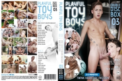 Playful Toy Boys - Double Disc Box 03